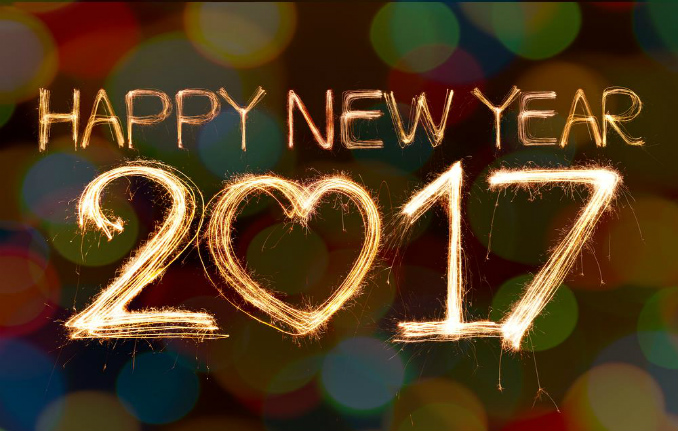 Happy New Year 2017 Stay Tuned House Music 1